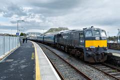 077 Killkenny (Islandhopper74) Tags: kilkenny irish train railway ie railways irishrail 077 cie rpsi 071class