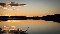 Midnight Sun (Sven von Lilienfeld) Tags: sunset sweden midnightsun