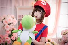 P75_005 (ms09Dom) Tags: cosplay コスプレ マリオ 五木あきら itsukiakira studioazure