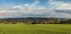 Beiersdorf im Frhjahr (matthias_oberlausitz) Tags: kirche wolken sachsen frhling beiersdorf frhjahr getreide oberlausitz