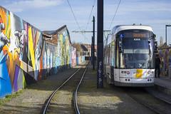 Flexity 2 6359, Jozef Guislainstraat, Ghent (Tetramesh) Tags: belgium belgique belgie belgi tram ghent gent gand flanders belgien belgio delijn blgica gwladbelg vlaanderen oostvlaanderen belgia leiestreek blgica eastflanders belga belika 6359 belgicko beija belgija belgjik belju blxica anbheilg  tetramesh b    ubelgiji