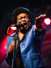 Charles Bradley (BurlapZack) Tags: portrait musician hands heart emotion bokeh live livemusic soul singer funk changes rb musicfestival musicfest pack01 dentontx charlesbradley screamingeagleofsoul vscofilm 35denton olympusmzuikoed75mmf18 olympusomdem5markii