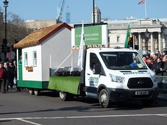 St Patrick's Day Parade - London (Waterford_Man) Tags: street people irish london float emerald stpatricksdayparade