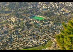 Abbottabad (Hasankazmi) Tags: h abbottabad karakoramhighway highcourtabbottabad birdeyeabbottabad fowarachowkabbottabad hockeystadiumabbottabad