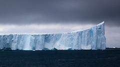 Iceberg in Ilulissat Icefjord (Lil [Kristen Elsby]) Tags: arctic greenland fjord iceberg arcticcircle topv6666 topf450 travelphotography ilulissat icefjord diskobay westgreenland ilulissaticefjord discobay vestgronland canon5dmarkii