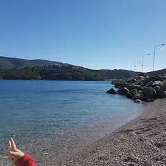 La spiaggia della #pianotta a #portoazzurro. Continuate a taggare vostre foto con #isoladelbaapp il tag delle vostre #vacanze all'#isoladelba. (isoladelbaapp) Tags: rio marina elba porto di campo azzurro portoferraio marciana isoladelba capoliveri visitelba