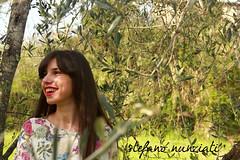 C#03 (Stefanunzio) Tags: flowers italy woman primavera girl grass donna spring italia c olive erba tuscany fiori toscana prato ragazza olivo poggioacaiano bonistallo