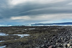 Selvogur Iceland (Einar Schioth) Tags: sea sky cloud nature clouds canon landscape coast photo iceland spring day wind outdoor ngc picture shore sland nationalgeographic selvogur einarschioth