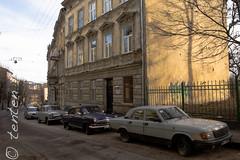 Soviet car parade Lviv (Carsten Bartmann) Tags: lviv ukraine ukraina ucraina lemberg lwow