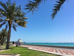The Corniche (www.iCandy.pw) Tags: hotel corniche qa sheraton doha qatar