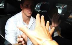 Barcellona - Atletico: l'impeto di Fernando Torres (championsleague) Tags: madrid ucl barcellona atletico torres