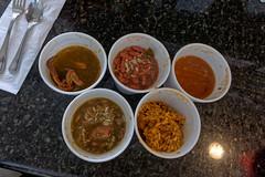 Tradycyjne nowoorleańskie jedzenie | Traditional food the New Orleans