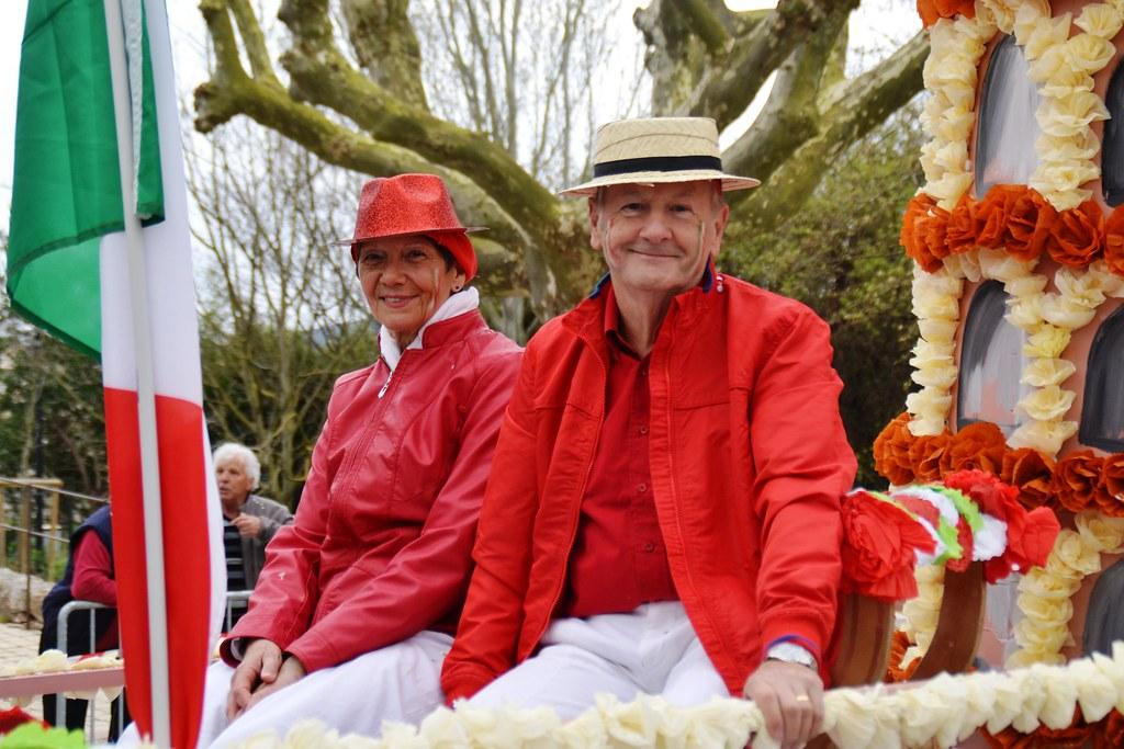 Carnaval de Flassans-sur-Issole, édition 2016
