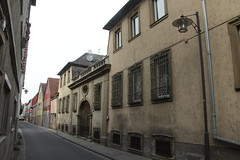 House at Hauptstrae 18 in Zell am Main (Bjrn S...) Tags: bayern bavaria franconia franken zell baviera franconie bavire hauptstrase18 zellammain zellamain
