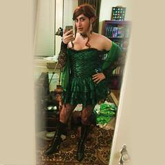 Saloon Girl Jess (SecretJess) Tags: girls halloween girly cd femme tgirl lgbt transvestite casual trans crossdresser crossdress gurl saloongirl tg effeminate bigender genderfluid girlslikeus