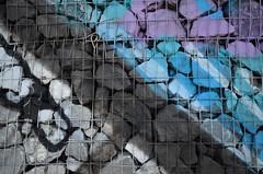 Steine / Stones (Andreas Meese) Tags: graffiti rust stones decay hamburg rusty steine hafen rost verfall zerfall
