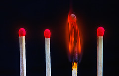 Fire please (Juergen Huettel Photography) Tags: oneofthesethingsisnotliketheothers macromondays makro macro mondays jhuettel redmatrix