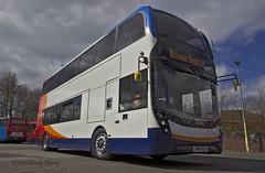 New Stagecoach Enviro E400 MMC (barry.young10) Tags: west scotland 400 western depot alexander dennis mmc cumbernauld kilmarnock stagecoach enviro 10511 e400 sn16olu