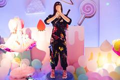 "Kyary Pamyu Pamuseum 2 ~Ishou Mori Mori Okashi na Mori~: Kyary Pamyu Pamyu's Costume of ""Ninja Re Bang Bang"" Music Video (Dick Thomas Johnson) Tags: music art fashion japan tokyo costume outfit  roppongi  wardrobe roppongihills minato       kpp  kyarypamyupamyu   kyarypamyupamuseum ninjarebangbang"