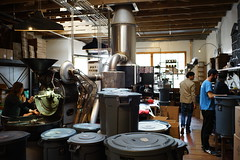 Four Barrel Roaster (mojocoffee) Tags: coffee ug roasting probar