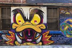 Caper Blender 2016-04-07 (6D_1040) (ajhaysom) Tags: streetart graffiti australia melbourne caper canon1635l canoneos6d blenderstudios