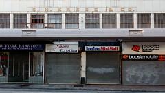Old S.H.Kress Bldg (micro.burst) Tags: atlanta urban georgia downtown storefronts pentaxk3 camerautility5