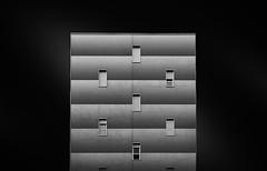 ! (iker_oa) Tags: sky white black building architecture concrete arquitectura edificio hormigon
