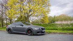 BMW M6 (SinthSiva) Tags: speed nikon automotive german bmw m3 m6 modded d5200