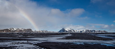 Black lava plain, Southern Iceland (john.purvis) Tags: iceland arctic routeone blacklava