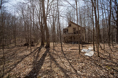 Solo Hike in Clarence Fhnestock - NY Taconic Region (DavezPicts) Tags: ny abandoned nature woods hike solo buidling taconic creepyplaces