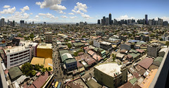 Makati 2 Panorama 1 (Joshua D. Williamson) Tags: vacation nikon philippines manila makati 2016 d600