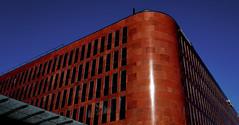 The Shining (ri Sa) Tags: sky building finland helsinki shine kamppi