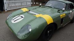 Shelby Cobra Daytona Coup 1965, Graham Hill Trophy, 74th Members' Meeting (f1jherbert) Tags: sony meeting motor alpha circuit goodwood 65 members 74th a65