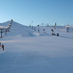 Beautiful Canada Olympic Park (Calgary) - FIS Slalom race January 2016 PHOTO CREDIT: Vladimir Natalenko