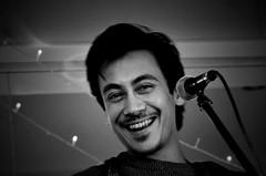 Good times good songs (Nick Vidal-Hall) Tags: music gig performers openmic theboothhall