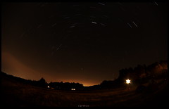 Polaris (R-MeGa) Tags: longexposure mxico stars nightshot fisheye astrophotography astrofotografa puebla mx canoneos fci polaris ojodepez startrail 70d zacatln estrellapolar fotoclubingenieros samyang8mmf35 canon70d astronima starstax fotoclubing