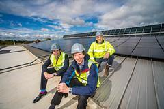 Horfield Leisure Centre Solar (Energy4Bristol) Tags: solar energy pv renewable horfield