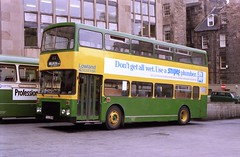 1472 19870818 Lowland TYS 264W (CWG43) Tags: uk bus alexander dennis dominator d11 centralsmt centralscottish lowlandscottish tys264w