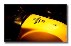 750 Commando (G. Postlethwaite esq.) Tags: yellow dof bokeh seat norton depthoffield commando motorcyle selectivefocus 750cc nationalmotorcyclemuseum norvil photoborder beyondbokeh