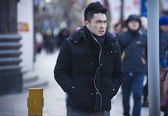coldness 33 (matteroffact) Tags: china road city winter urban cold frozen nikon asia shanghai wind weekend district chinese january freezing andrew chill bitter shoppers chine huaihai brrrr d800 huangpu puxi 13c 2016 recordbreaking windchill juwan 7c luwan rochfort andrewrochfort d800e