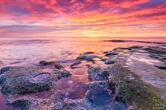 160102 - Cabo Cervera (3) (naturephoto_es) Tags: longexposure clouds sunrise cabo cloudy amanecer nubes olas rocas cabocervera