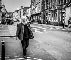 Wells And Glastonbury (jane.wilson914) Tags: street red england people bw white black southwest west art nikon magic glastonbury wells somerset witchcraft tramp westcountry d7100