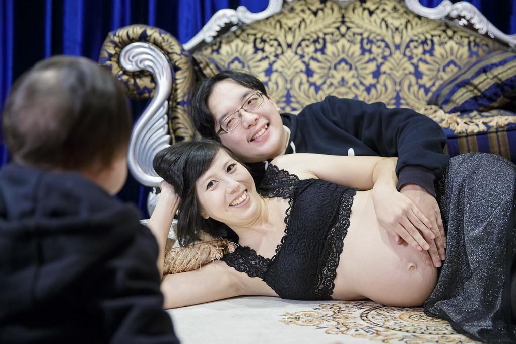 孕婦寫真,孕婦攝影,蘿絲可可,孕婦棚拍,Doris076