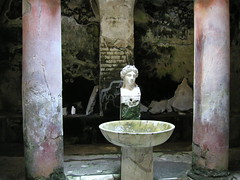 AF000960 (nonsuchtony) Tags: 2002 italy statue head bowl september herculaneum konicakd400z