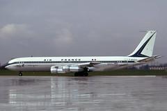 F-BHSV (Air France) (Steelhead 2010) Tags: boeing airfrance b707 freg b707320b fbhsv