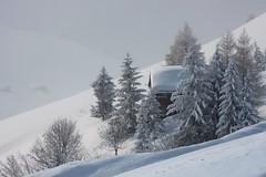 Almhtte (judith.kuhn) Tags: schnee winter sterreich vorarlberg bregenzerwald almhtte damls