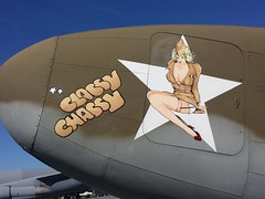 "Lockheed C-60A Lodestar ""Classy Chassy"" 42-55918 (pferriola) Tags: lockheed c60 lodestar model18 classychassy c60a 4255918"