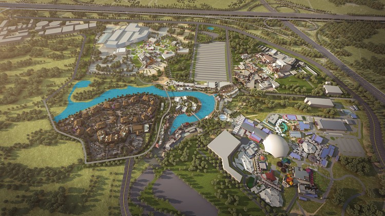 Công viên và khu nghỉ dưỡng Dubai
