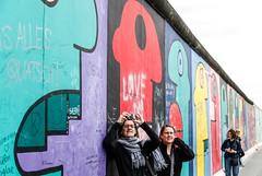 Berlin, East side gallery (Michael Erhardsson) Tags: berlin 1989 mur tyskland 1962 historia 1961 eastsidegallery landet plats theberlinwall enat diemauer muren epok vst st huvudstad sttyskland turistattraktion historiskt delar rtal delav delade vsttyskland kvarvarande