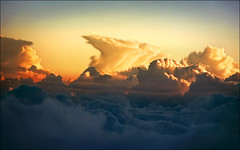Mistery of the sky 2 (Katarina 2353) Tags: sunset summer sky panorama film nikon katarinastefanovic katarina2353